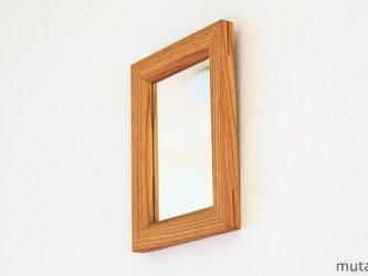 小さな壁掛け鏡 5の画像