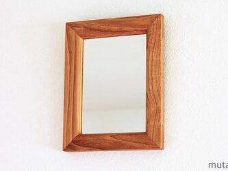 小さな壁掛け鏡 6の画像