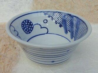 ブルー小鉢の画像