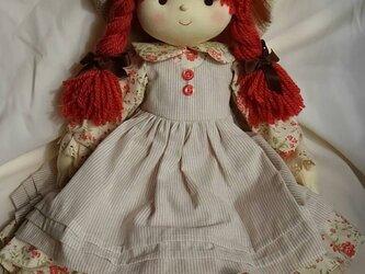赤毛の女の子の画像