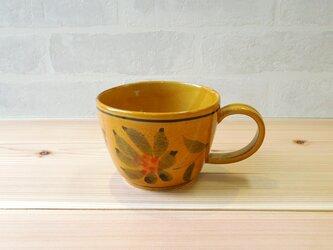 スープカップ HANA キャラメルブラウンの画像