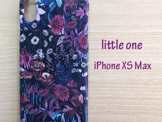 【リバティ生地】ファリア・フラワーズ・スモール iPhone XS Maxの画像