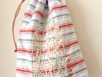 きんちゃく袋 sachet carotte rbbの画像