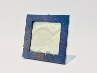 3D Lunar's Crater (Silver Gold) / アクセサリーディスプレイ(小)の画像