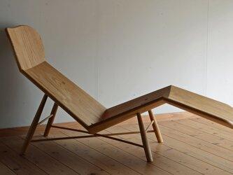 シェーズロング(寝椅子)の画像