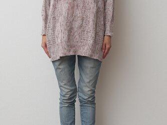 PO knit onigiri cotton100の画像