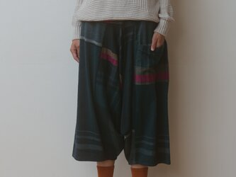 【NEW】tarun pants short wool70の画像