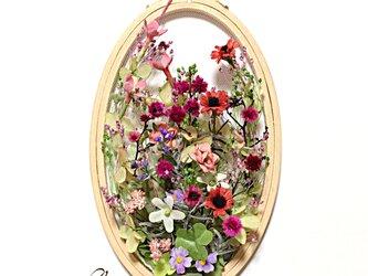 カレイドフレーム/花の絵のようなの画像