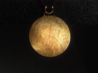 【お取り置き品】月と秋草の画像