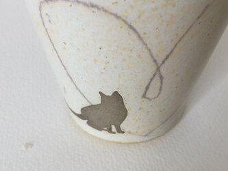 ねこカップ(小)の画像