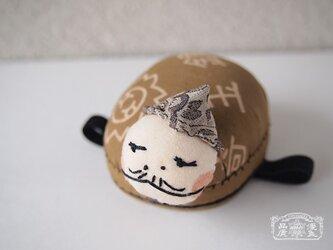 針山の「亀山サン」[No.033]の画像