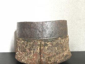 焼締「纏」小ぶり碗の画像