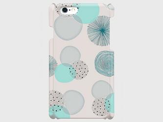 北欧デザイン 「水の音」  iphone5/5c/5s/6/6s/7/8/X/Xs 等 専用 ハードケースの画像