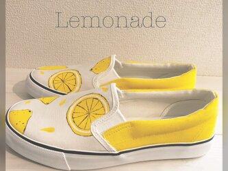 ペイントスリッポン 「lemonade」の画像