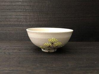 オミナエシの茶碗(a)の画像
