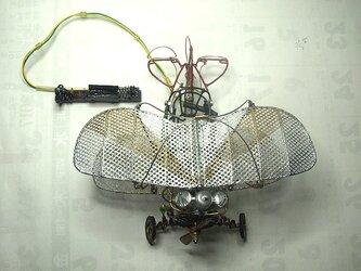 クラシック複葉・飛行機模型 /ハエ童子-Ⅱ号の画像