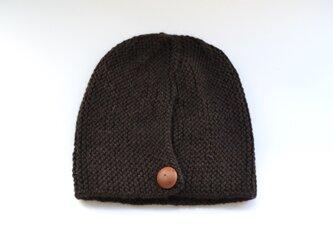 smoothly 帽子(茶)の画像