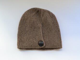 smoothly 帽子(ベージュ)の画像