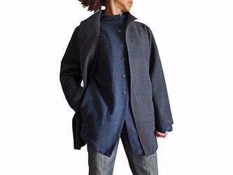 ジョムトン手織り綿オリエンタルセットアップジャケット(JFS-123-01)の画像