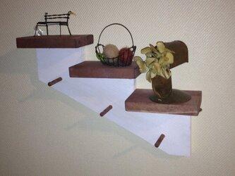 雑貨用飾り棚(Z0011)の画像