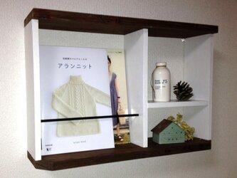 雑貨用飾り棚(Z0010)の画像