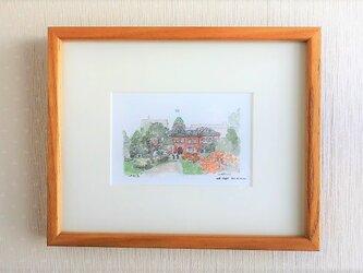 札幌・旧道庁(フレーム付)の画像
