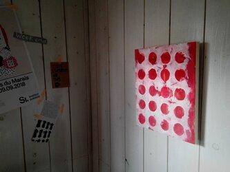 原画 Crazy polka dots クレイジードット の画像