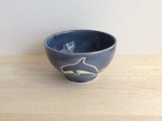イルカのボウルの画像