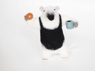 アリクイ with Donut&Coffeeの画像