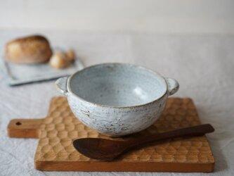 鬼萩のスープカップ No.1030の画像