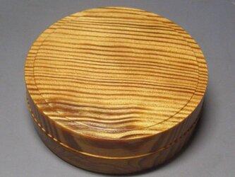 肥松 ミニ食籠 小箱 の画像