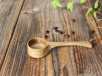 コーヒーメジャー キハダの画像