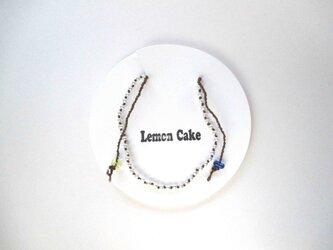 【water fresh pearl  3Way  bracelet 1】の画像
