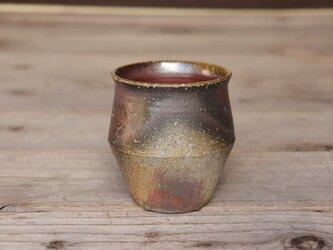 備前 フリーカップ(野草) f1-039の画像
