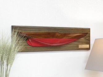 帆船模型ハーフハルモデルシップ ブルーノーズ(BLUE NOSE)の画像