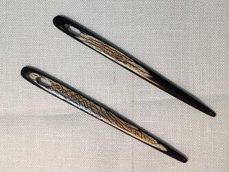 ノールビンドニング  針  バッファローホーンの画像