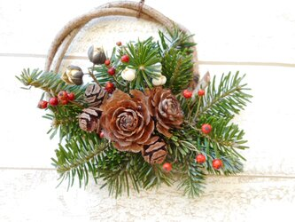 Mini wreath Aの画像