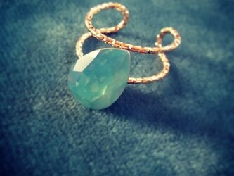 Pacific opal ringの画像