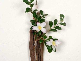 【送料無料】流木の花器、フラワーベース、17の画像
