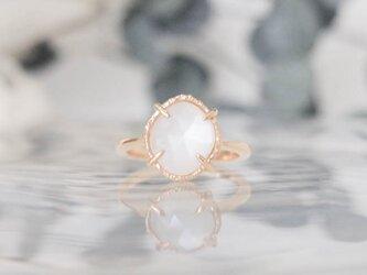 baras ring ムーンストーン【FR178】の画像