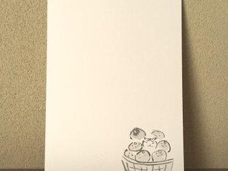絵葉書/ポストカード <みかん>の画像