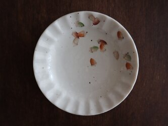 どんぐりの豆皿の画像