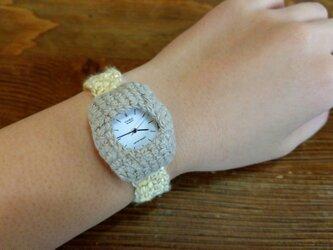 kurumi時計ナチュラル(小)size:M/L の画像