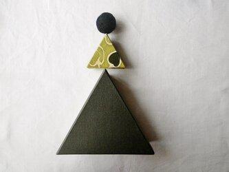 紙三角箱『ちょっとチクチク裁縫箱』の画像