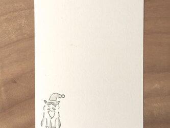 絵葉書/ポストカード <サンタ>の画像