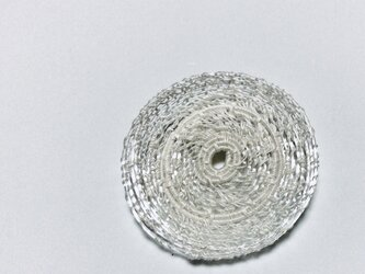 see-through brooch 大の画像