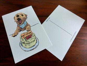 ぼくのバースデーケーキ*2枚組の画像