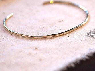 十金極細丸棒腕輪 rb-51の画像