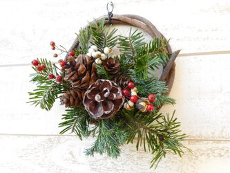 Mini wreath Eの画像