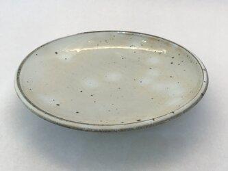 粉引八寸皿の画像